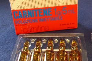 CARNITENE 1 Gr