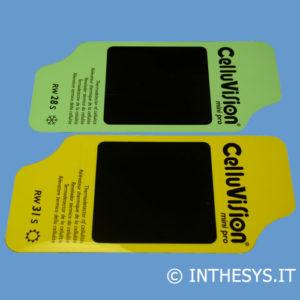 CELLUVISION Mini PRO Plates