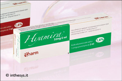HYAMIRA 2ml 1.6% 32mg