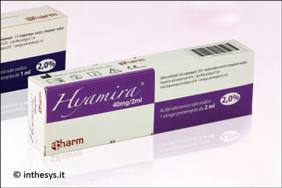 HYAMIRA 2ml 2.0% 40mg
