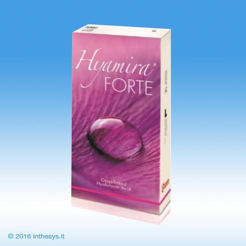 HYAMIRA FORTE 25mg/ml 1 Ml
