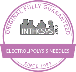Electrolipolysis needles